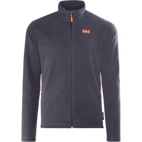 Helly Hansen Daybreaker Fleece Jas Heren, graphite blue